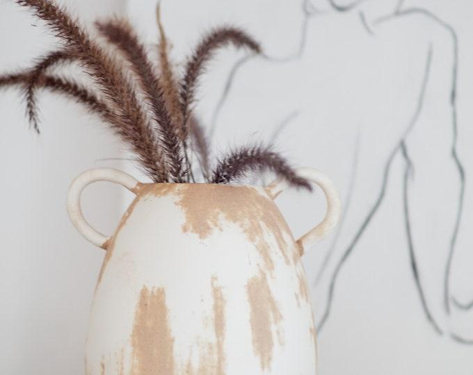 Disintegrating Pod Vase