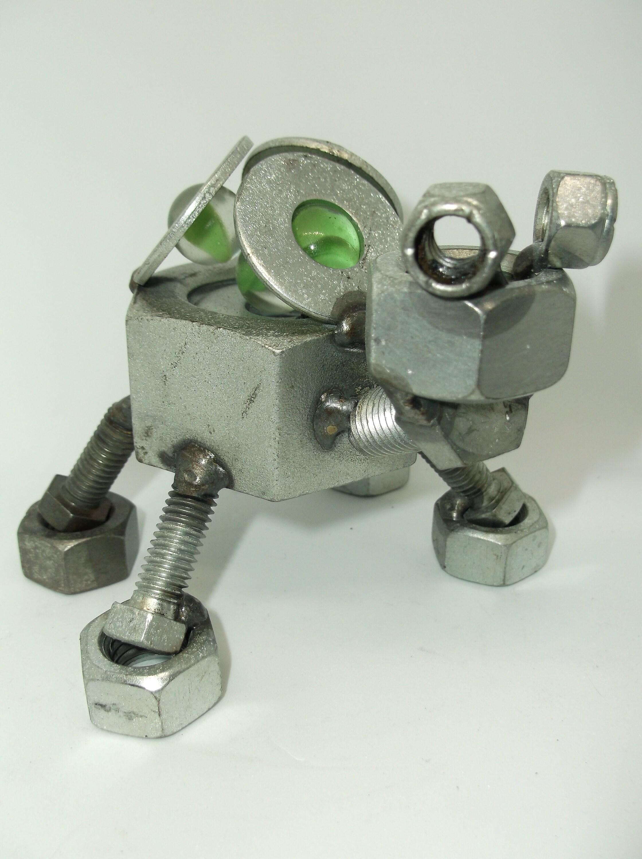 turtle metal recycled art etsy