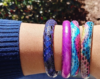 Exotic Stackable Bangles