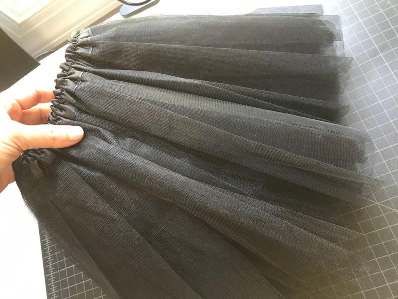 Ready To Ship Black TutuBlack Tutu