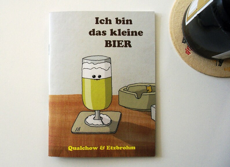 Picture book I'm the little beer image 0