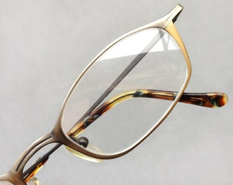 NEW 2.00 STEAMPUNK prescription bling reading glasses leopard brown custom made 200 matching case