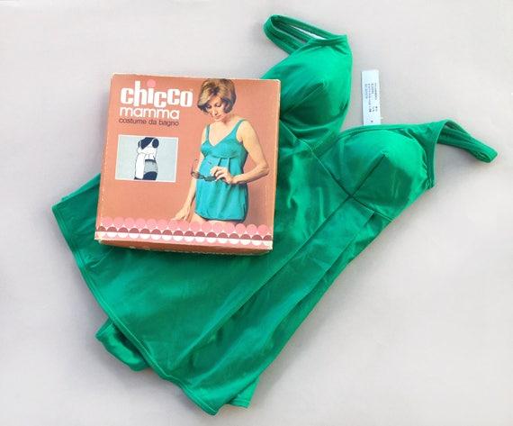 Prenotato costume da bagno intero originale anni verde etsy