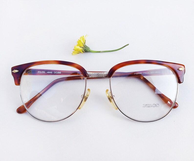 3fe019a1aa8 Filos 80s eyeglass frames   1980s NOS Vintage designer frames