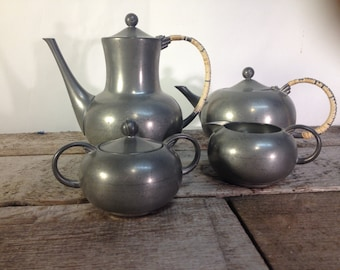 Royal Holland Pewter Set