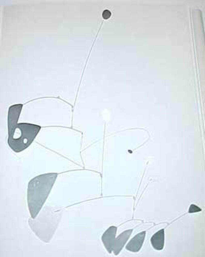 1969 Making Mobiles book Williams MID CENTURY MODERN mobile design