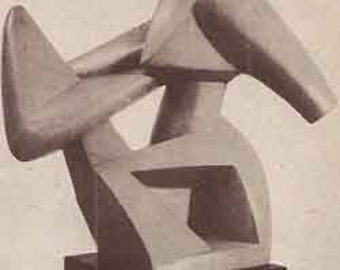 Art Today Faulkner 1941 MID CENTURY modern design book