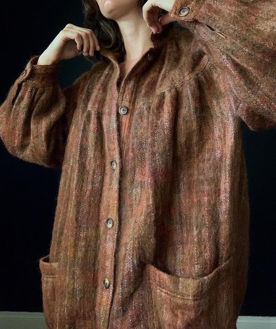 Vintage Mohair Coat