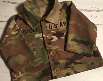 b31d09985 Air Force Military Inspired Baby Jacket Baby Military Jacket