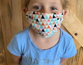Face Mask, Adult Face Mask, Childrens Face Mask