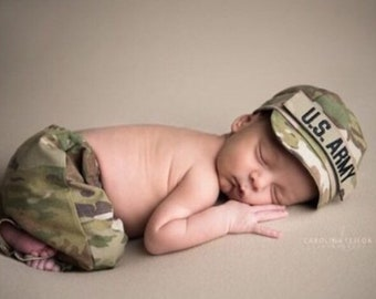 OCP Baby Military SET - Army/Air Force
