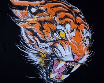 Sale! Ripping Tiger Tee Shirt