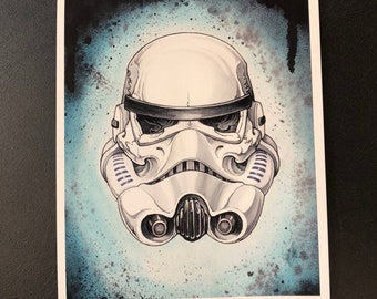 Skulltrooper Print
