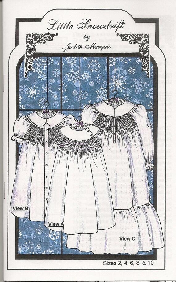 Ventisquero poco fruncido patrón de costura por Judith Marqués | Etsy