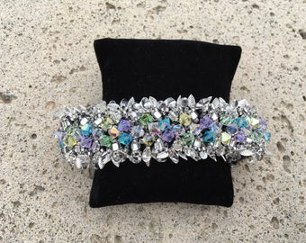 Handmade Swarovski Crystal Bracelet
