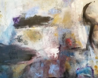 Original Abstract painting by Michele Morgan, acrylic on canvas 30 x 40, abstract art, modern art, contemporary abstracts,art collectors