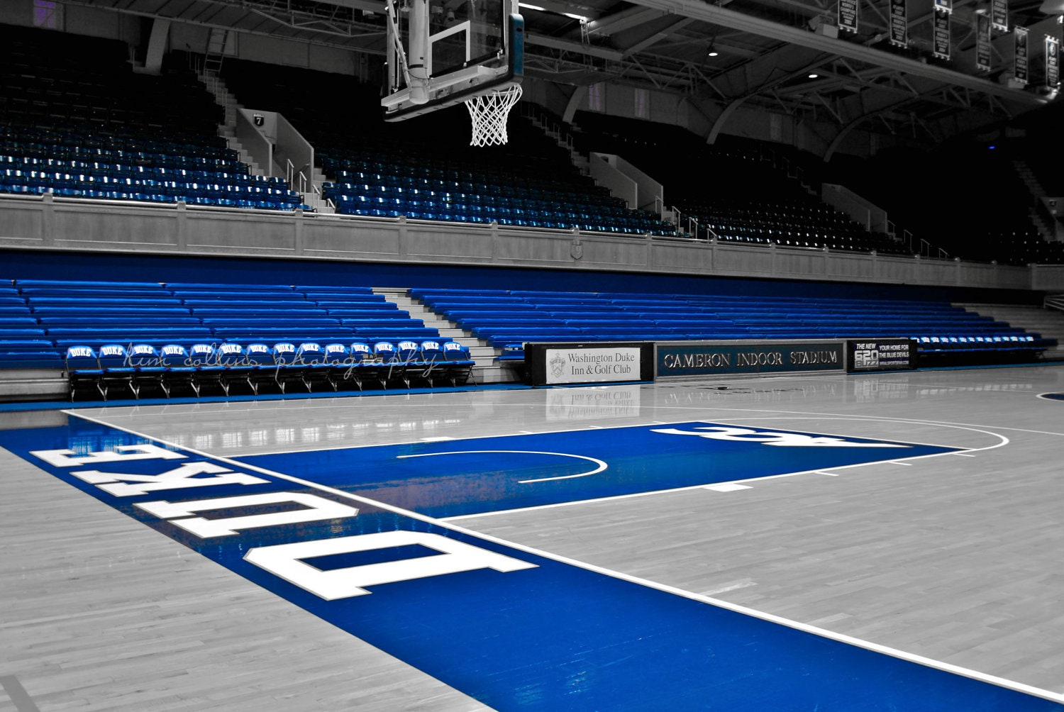 58365115f925 Cameron Indoor Stadium 2 DurhamNorth Carolina-Fine Art