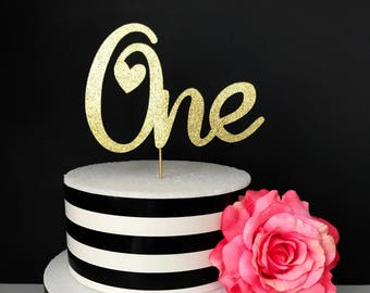 First Birthday cake topper- One cake topper- Little valentine cake topper- smash cake- heart cake topper- 1st cake topper