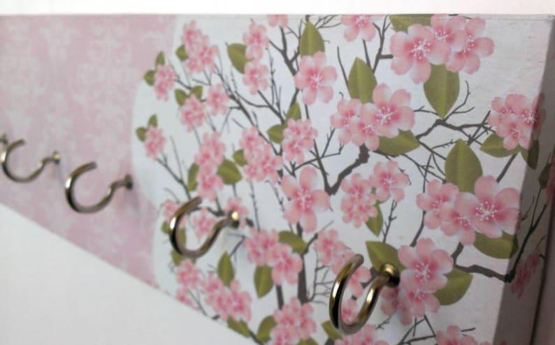 Cherry Blossom jewelry hanger key rack jewelry organizer image 0