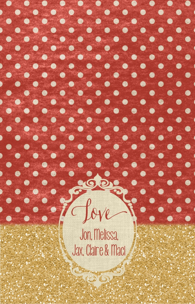 Glitter Christmas Cards Foil Christmas Cards Red Glitter ...