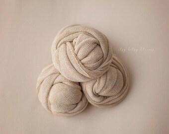 Newborn Knit Wrap, Gold Flakes Baby Wrap, Newborn Photo Prop, Stretch Knit Baby Wrap, CUSTOM