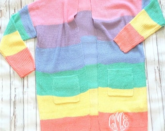 11e85c9c30ce Monogram cardigan