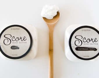 Score Soap body butter