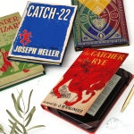 Foldback Kindle Case with A Range of Classic Book Covers