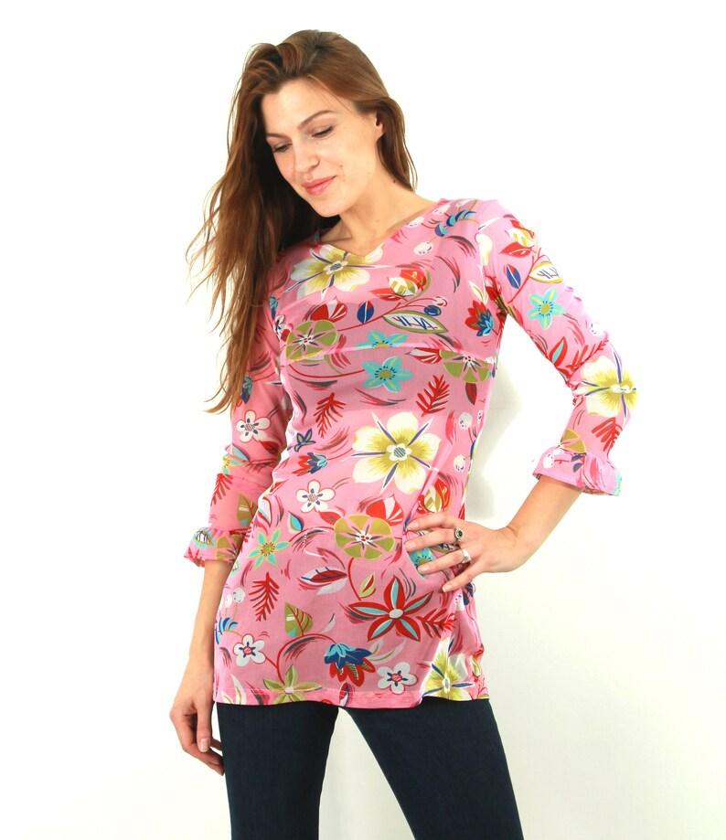 0f98578162b 90s Top   90s Mini Dress   Pink Floral Dress   Floral Dress