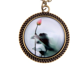 Bud of lotus Necklace, 2020C