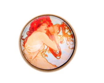 RING summer Alphonse Mucha (2020B)