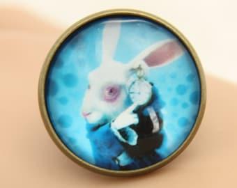 RING lapin, alice in wonderland (2020B)