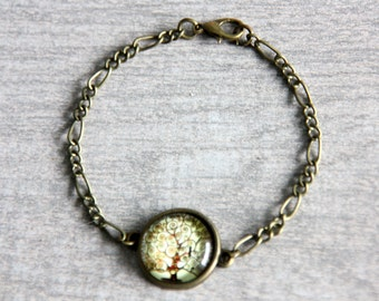 Bracelet Tree of Life klimt(1616B)