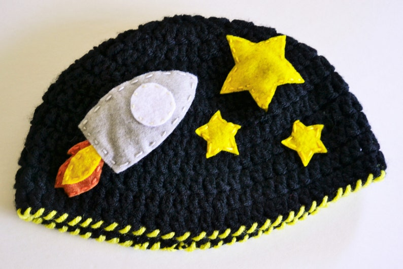 58753576ebd Outer Space Crochet Space Beanie Outer Space Hat Kids and