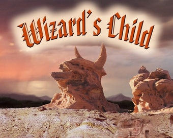 Wizard's Child by DJ Salisbury, a Fantasy Novel in Paperback. The 6th Book in the Series