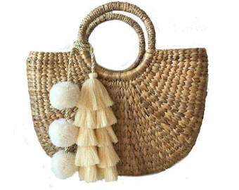 Tassel Pompoms for handbags 6d9b7fa7dd265
