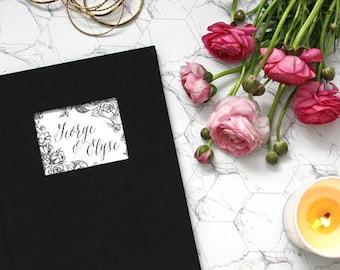 Personalised Wedding Planner / Custom Wedding Planner Book / Wedding Organizer / Wedding Diary / DIY Wedding / Wedding Journal