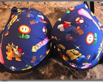 Super  Mario inspired bra