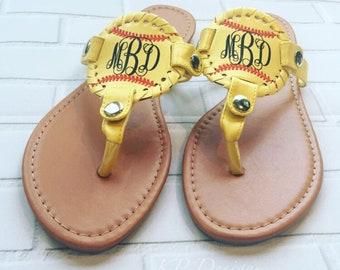 9ae4e78ba37607 Softball Disc Sandals