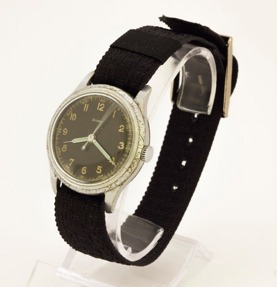 Vintage ARISTO Swiss made men's mechanical wristwa