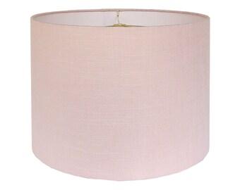 Pink Lampshade Etsy