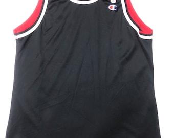 ba0866bb9 Vintage 90 s NBA San Antonio Spurs Dennis Rodman Champion