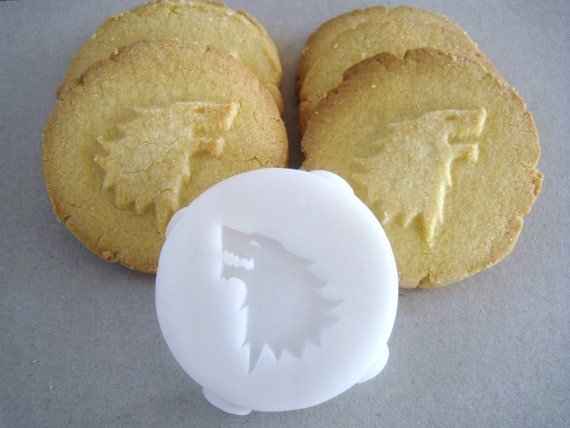 WOLF COOKIE Stamp Recipe And Instructions Make Your Own