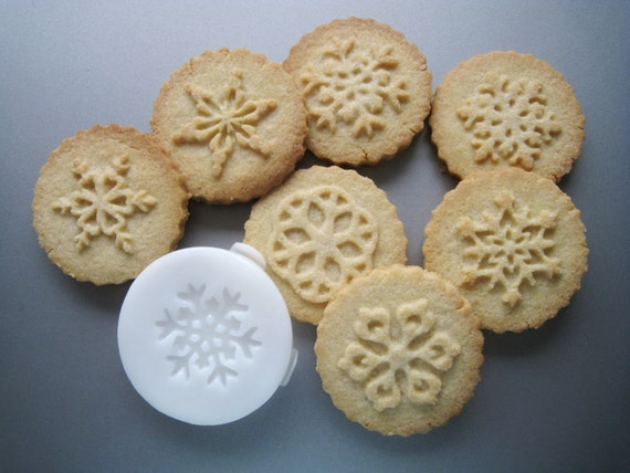 SNOWFLAKE COOKIE STAMPS Recipe And Instructions Make Your