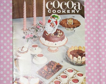 Cocoa Cookery