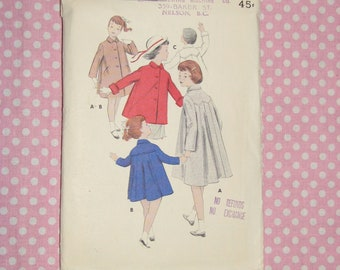 Butterick Printed Patterns no.7907