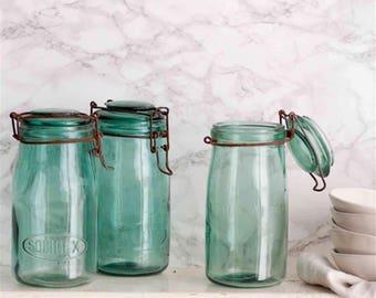 Vintage Canning Jar