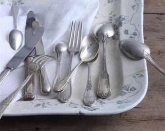 Simply Beautiful French Flatware Set Of 8