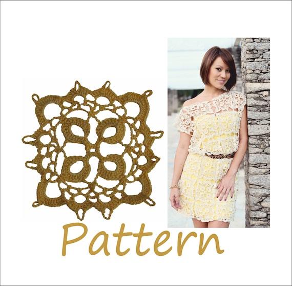 Plus size dress pattern for women