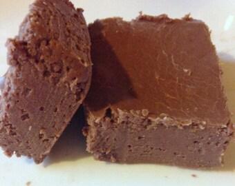Chocolate Fudge / Fantasy Fudge / Chocolate / Candy / Wedding Favor / Mothers Day / Fudge